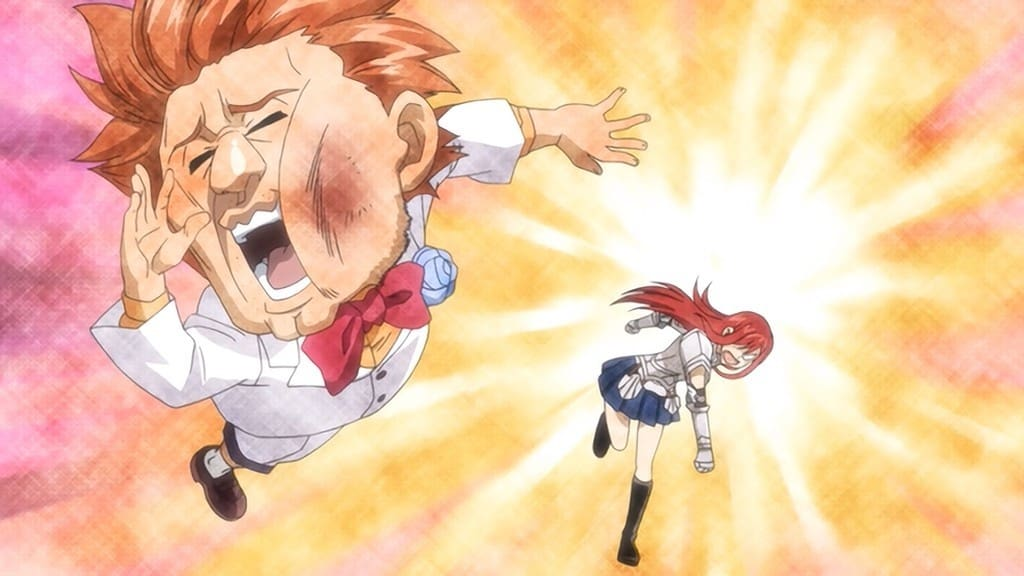 Fairy Tail Season 2 :Episode 4  Allied Forces, Gather Up!