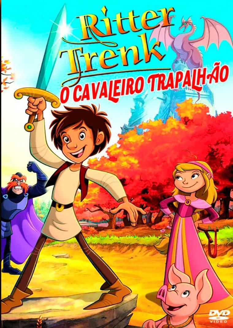 Trenk – O Cavaleiro Trapalhão – Dublado (2015)