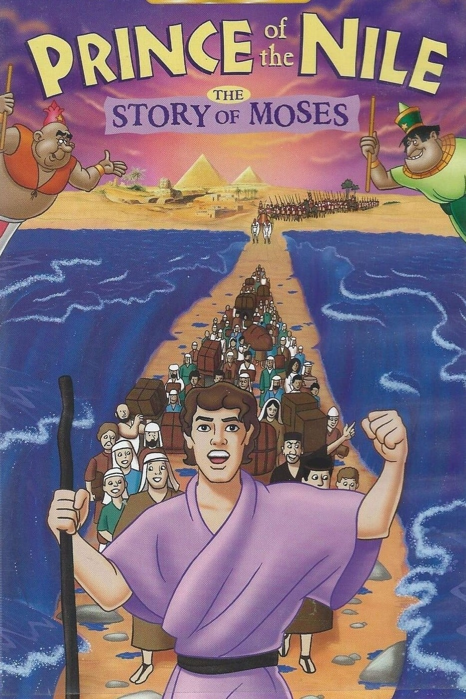 Prince of the Nile: The Story of Moses (2001)