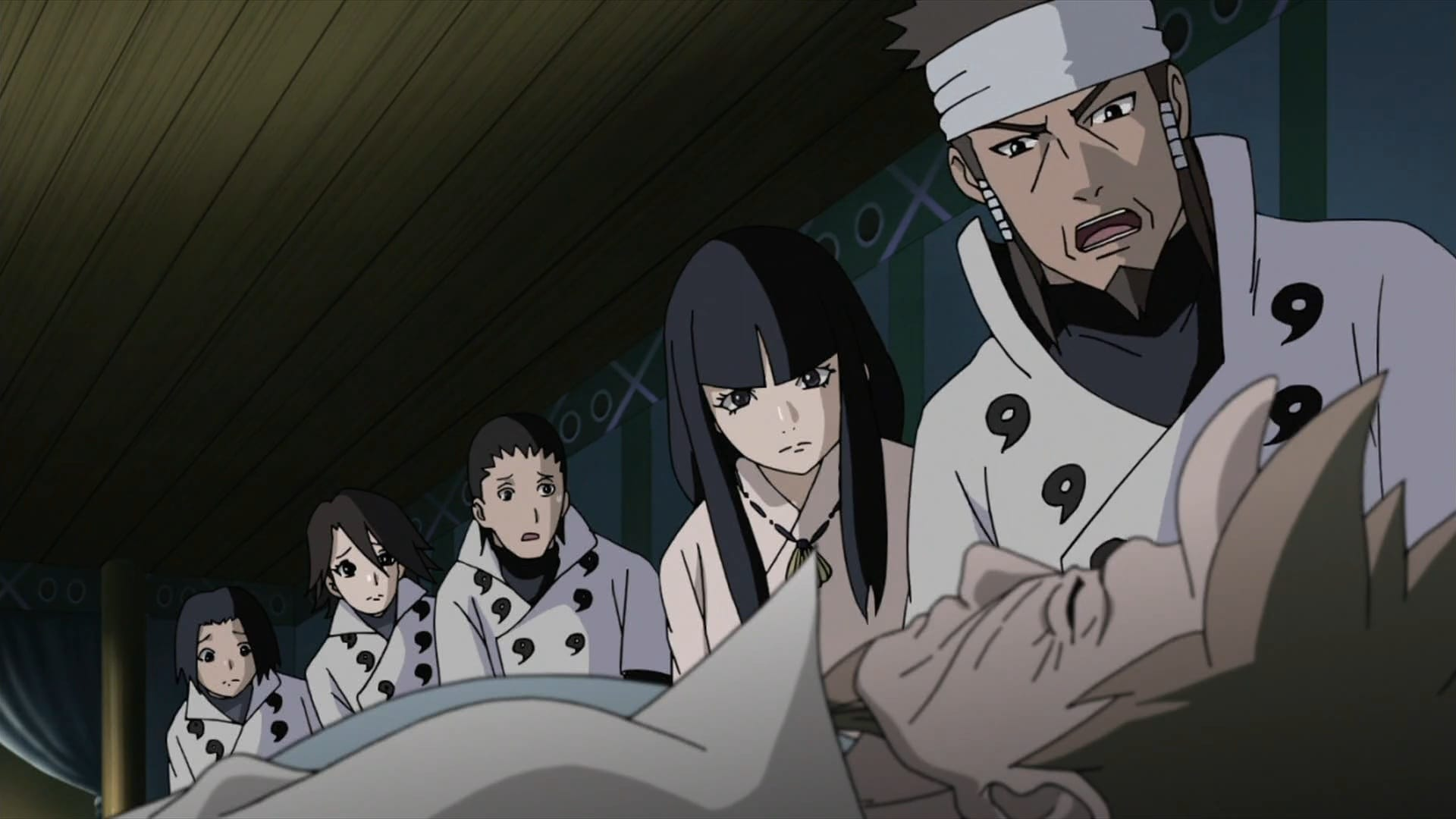 Naruto Shippūden Season 20 :Episode 468  The Successor