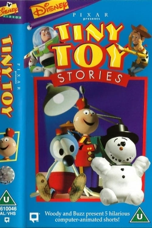 Tiny Toy Stories (1996)
