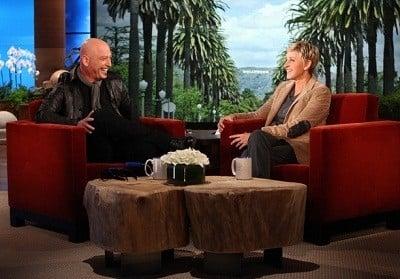 The Ellen DeGeneres Show Season 9 :Episode 69  Howie Mandel, Elle Fanning