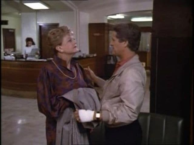 Murder, She Wrote Season 2 :Episode 6  Reflections of the Mind