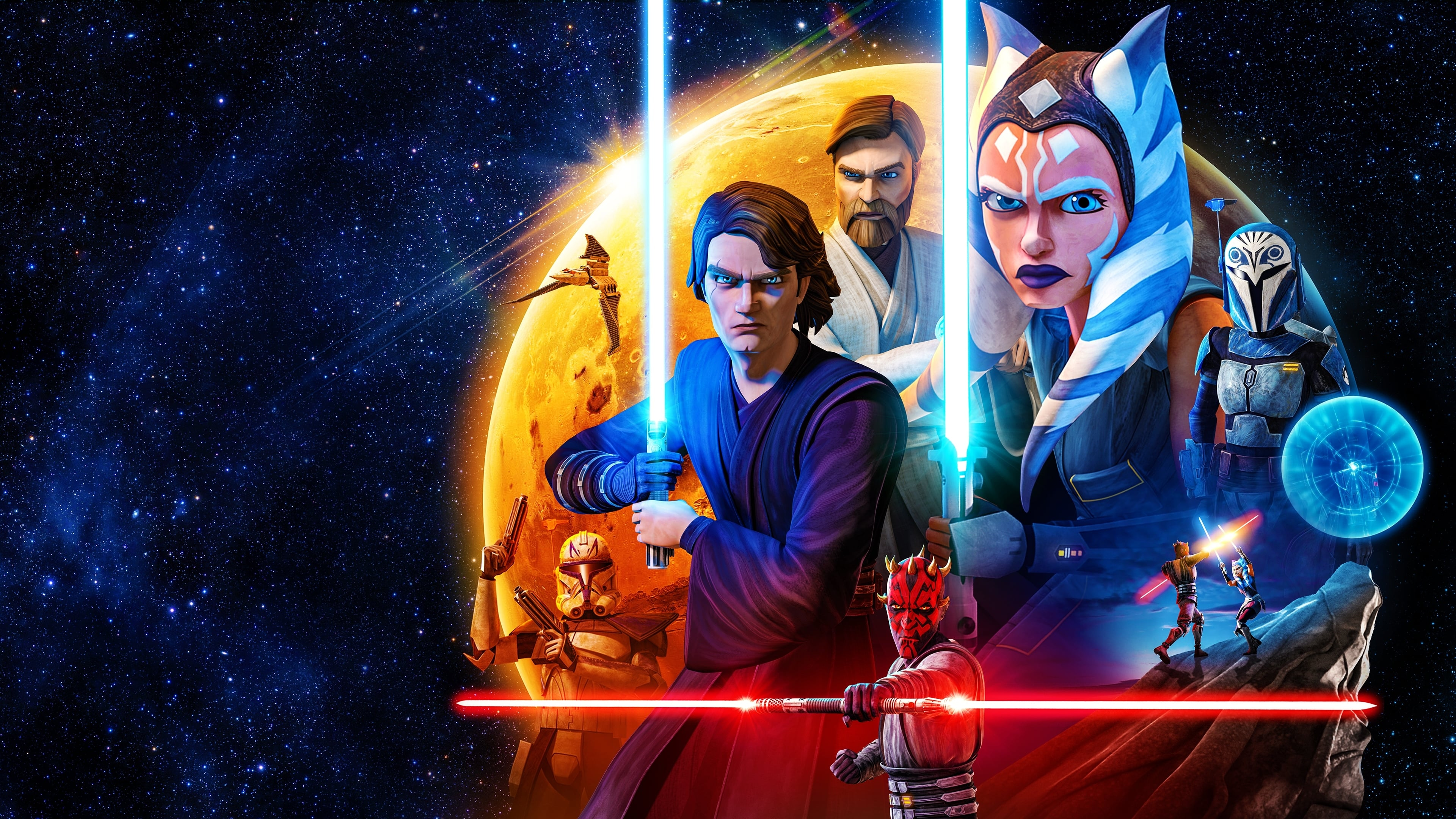 Final season Star Wars: The Clone Wars will release on Disney+ soon