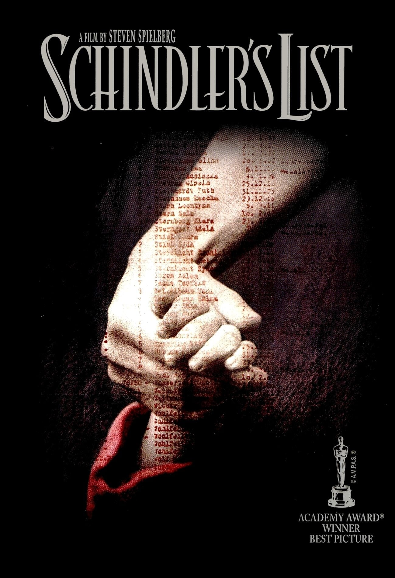 Poster and image movie Schindler's List