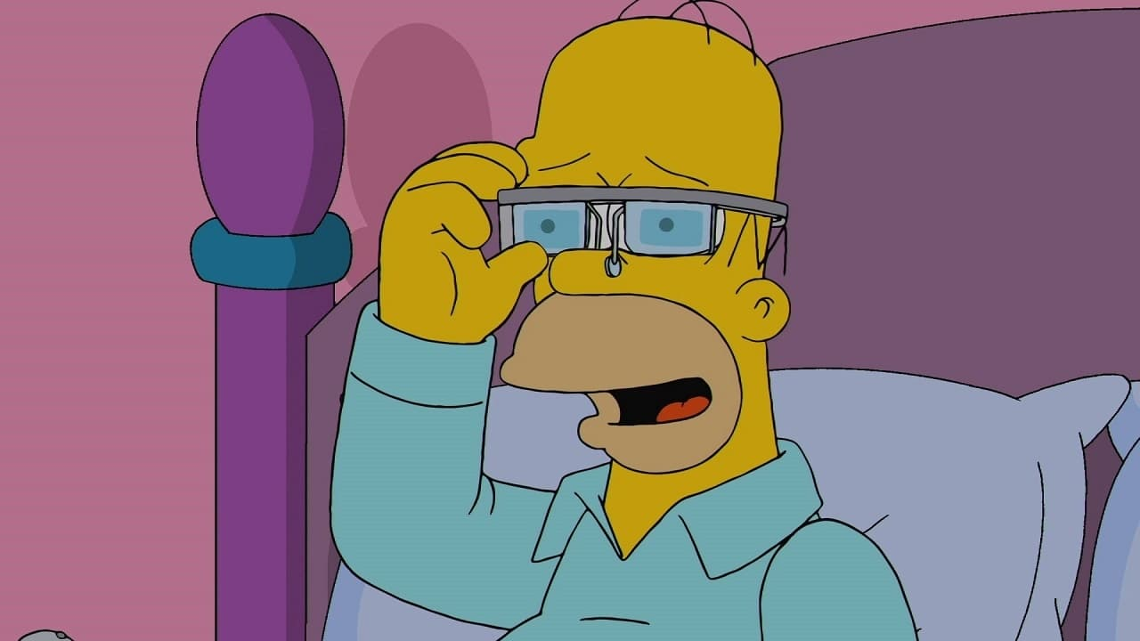 The Simpsons - Season 25 Episode 11 : Specs in the City