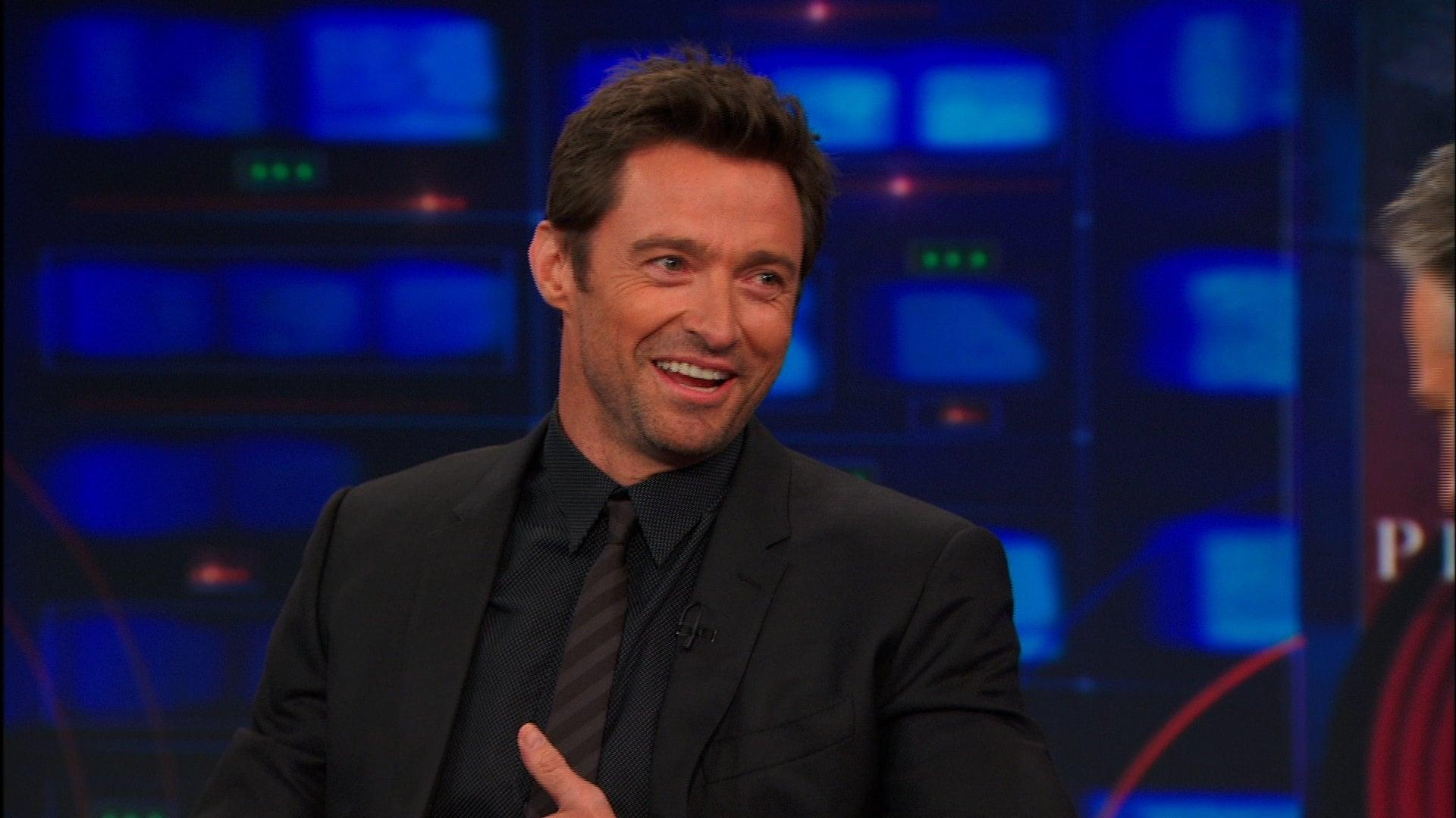 The Daily Show with Trevor Noah Season 18 :Episode 154  Hugh Jackman