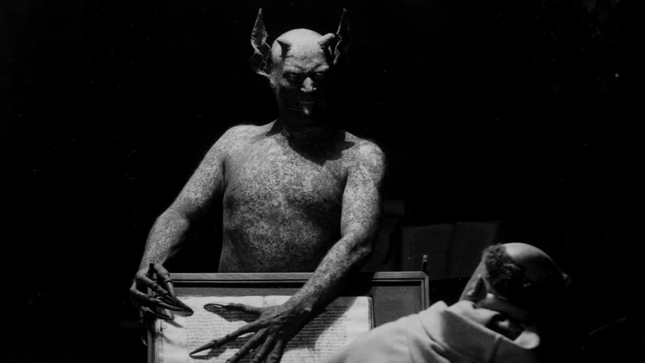 Häxan: Witchcraft Through The Ages (1968)