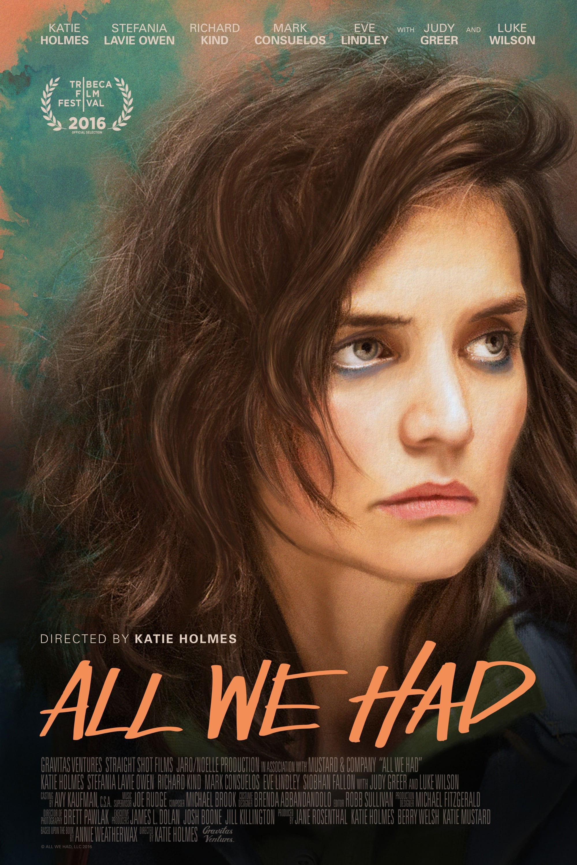 All We Had (2016) LT SUB