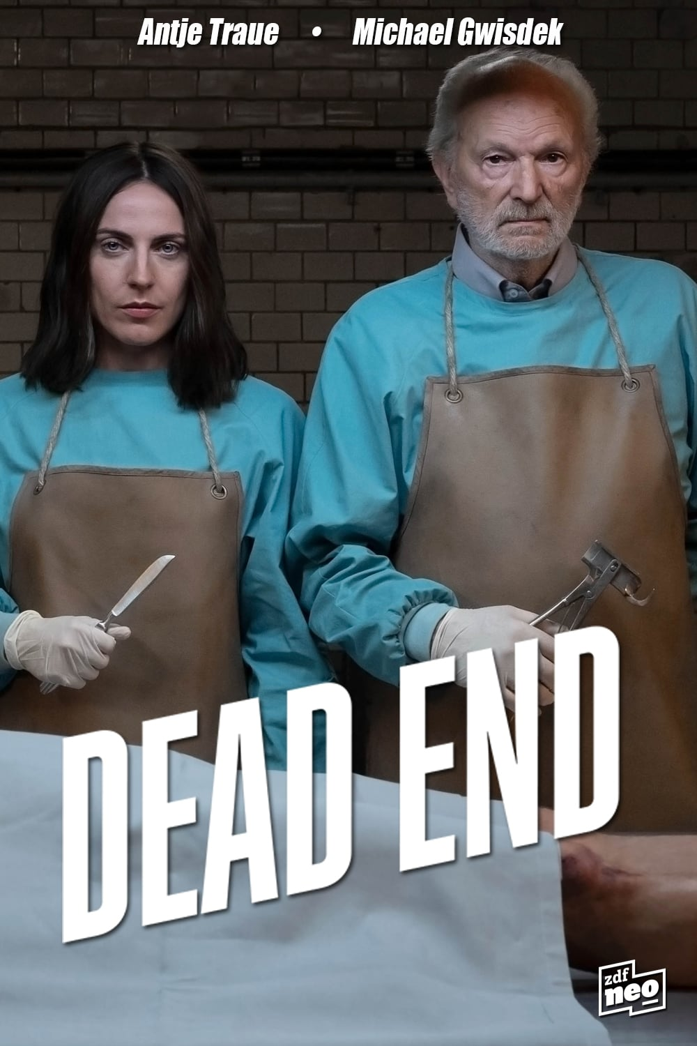 Dead End TV Shows About Forensic