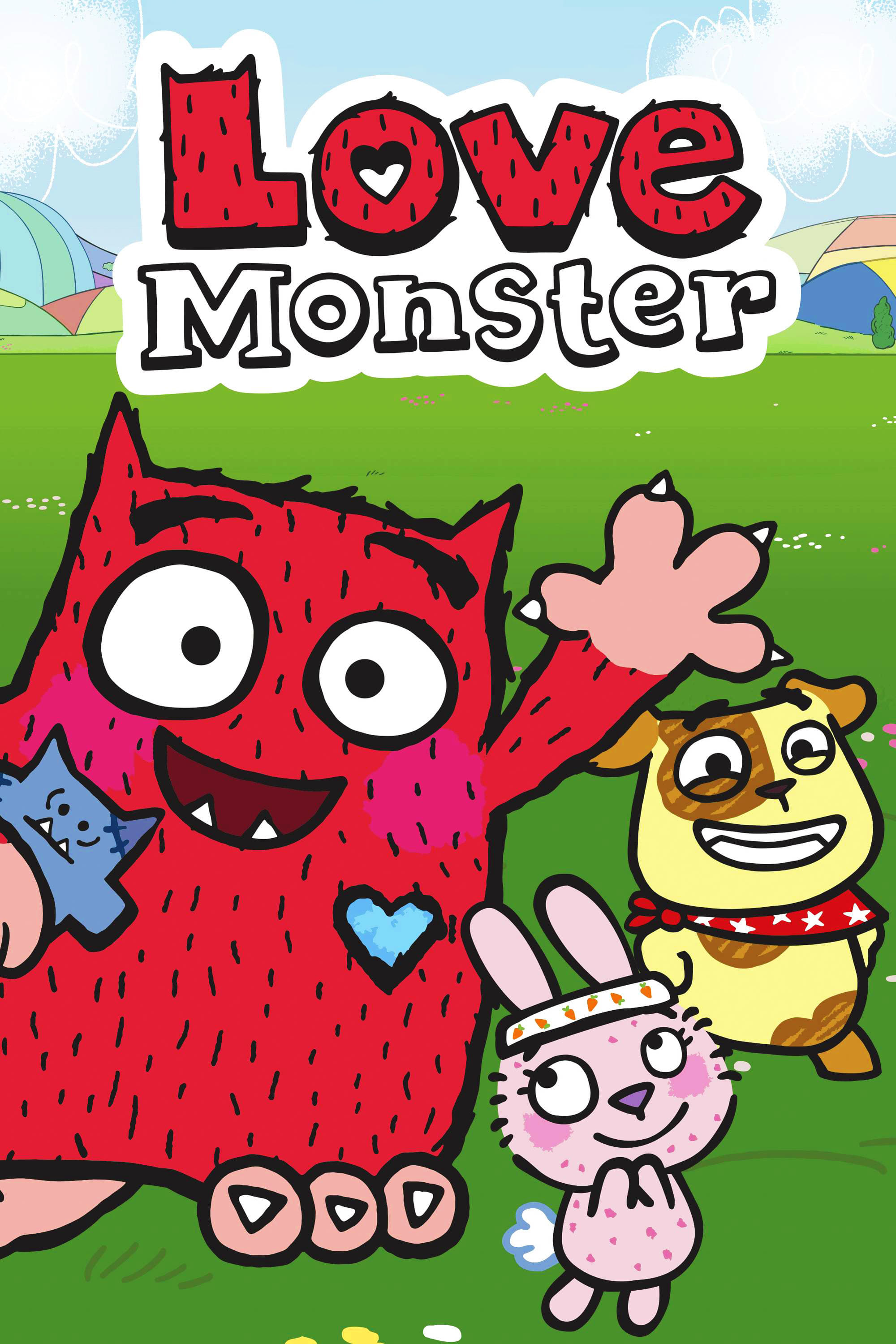 Love Monster TV Shows About Education
