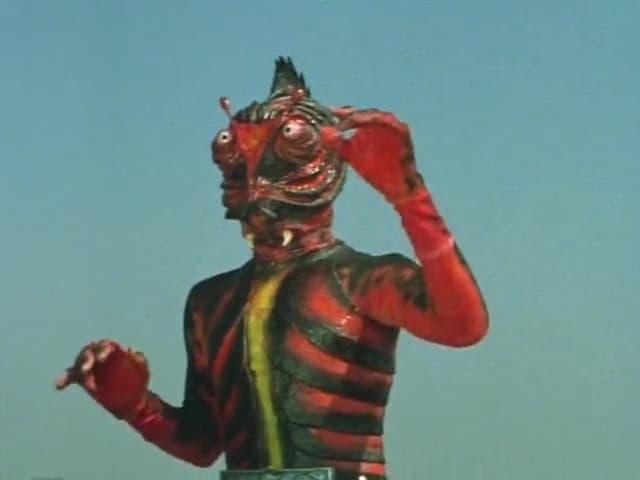 Kamen Rider Season 1 :Episode 12  Murder, Yamogelas