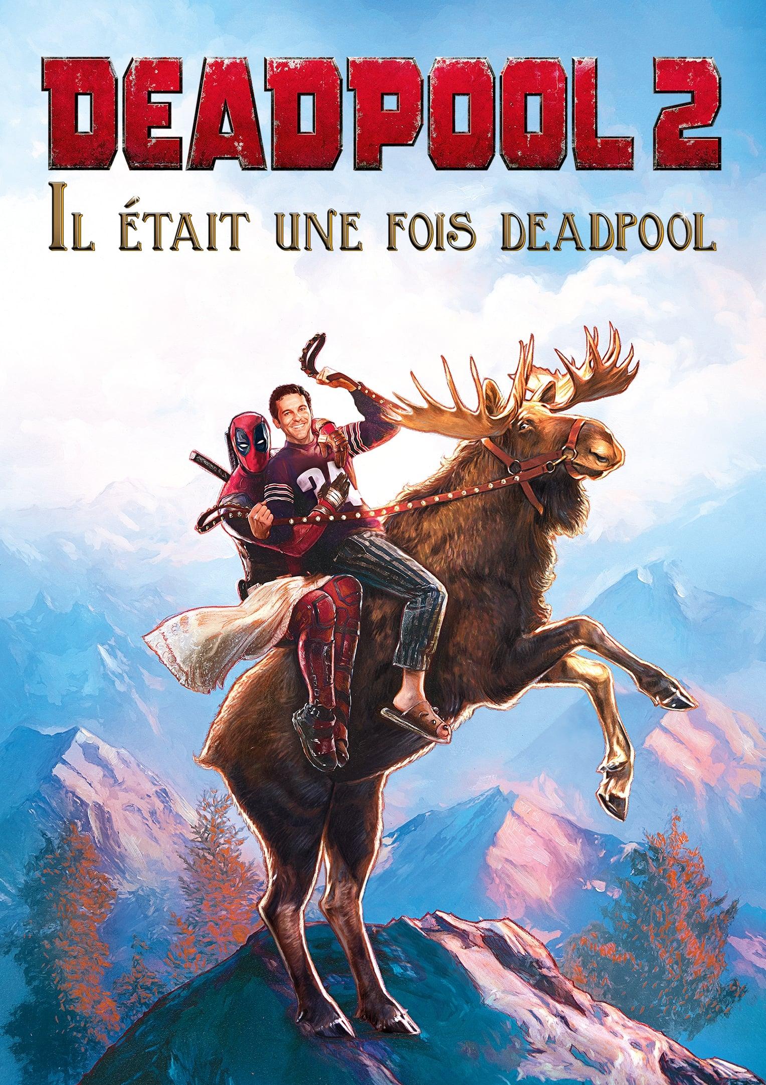Once Upon A Deadpool Stream