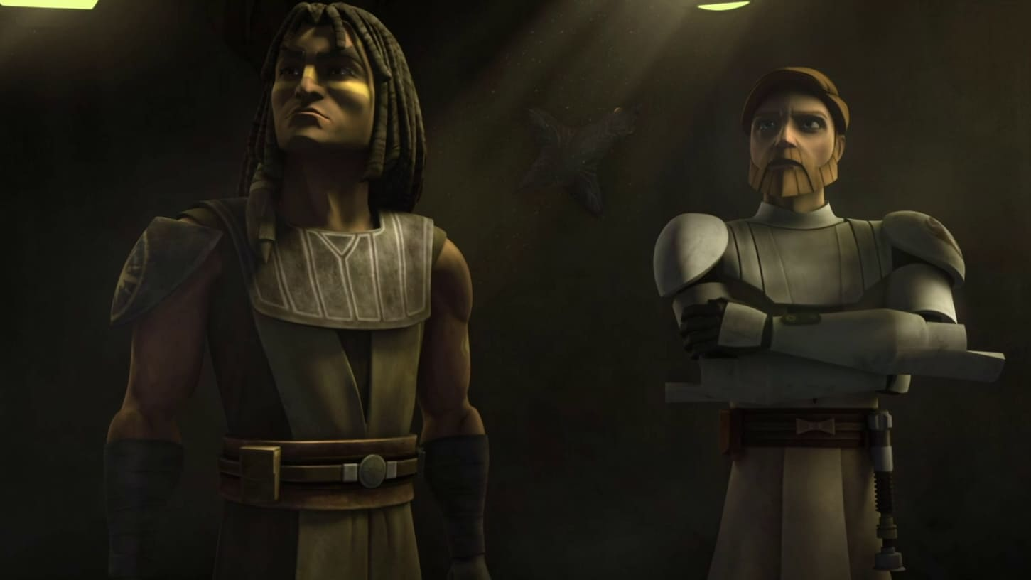 Star Wars: The Clone Wars - Season 3 Episode 9 : Hunt for Ziro