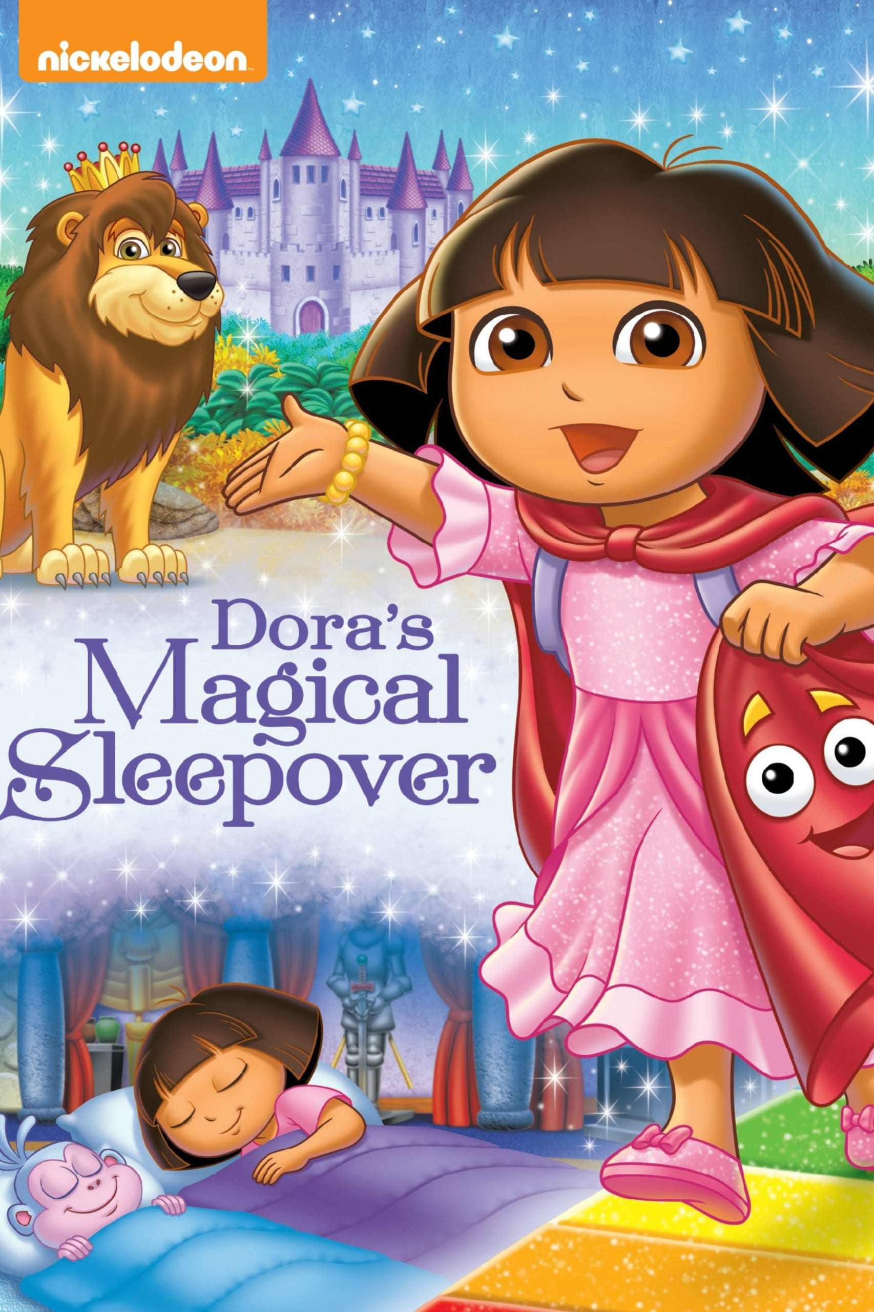 Dora the Explorer: Dora's Magical Sleepover (2014)