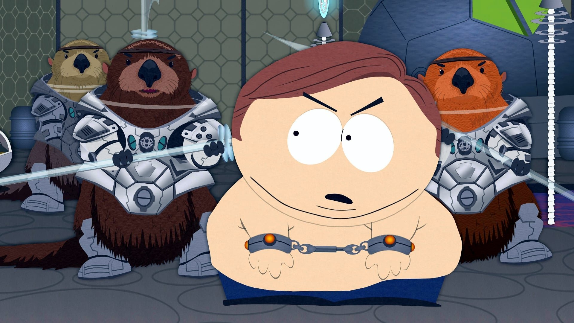 South Park Season 10 :Episode 13  Go God Go XII (2)