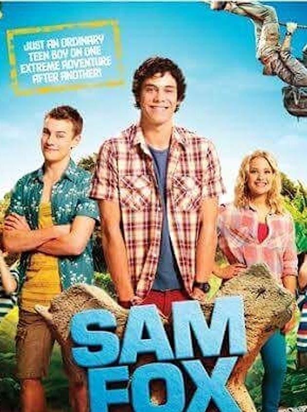 Sam Fox: Extreme Adventures (2014)