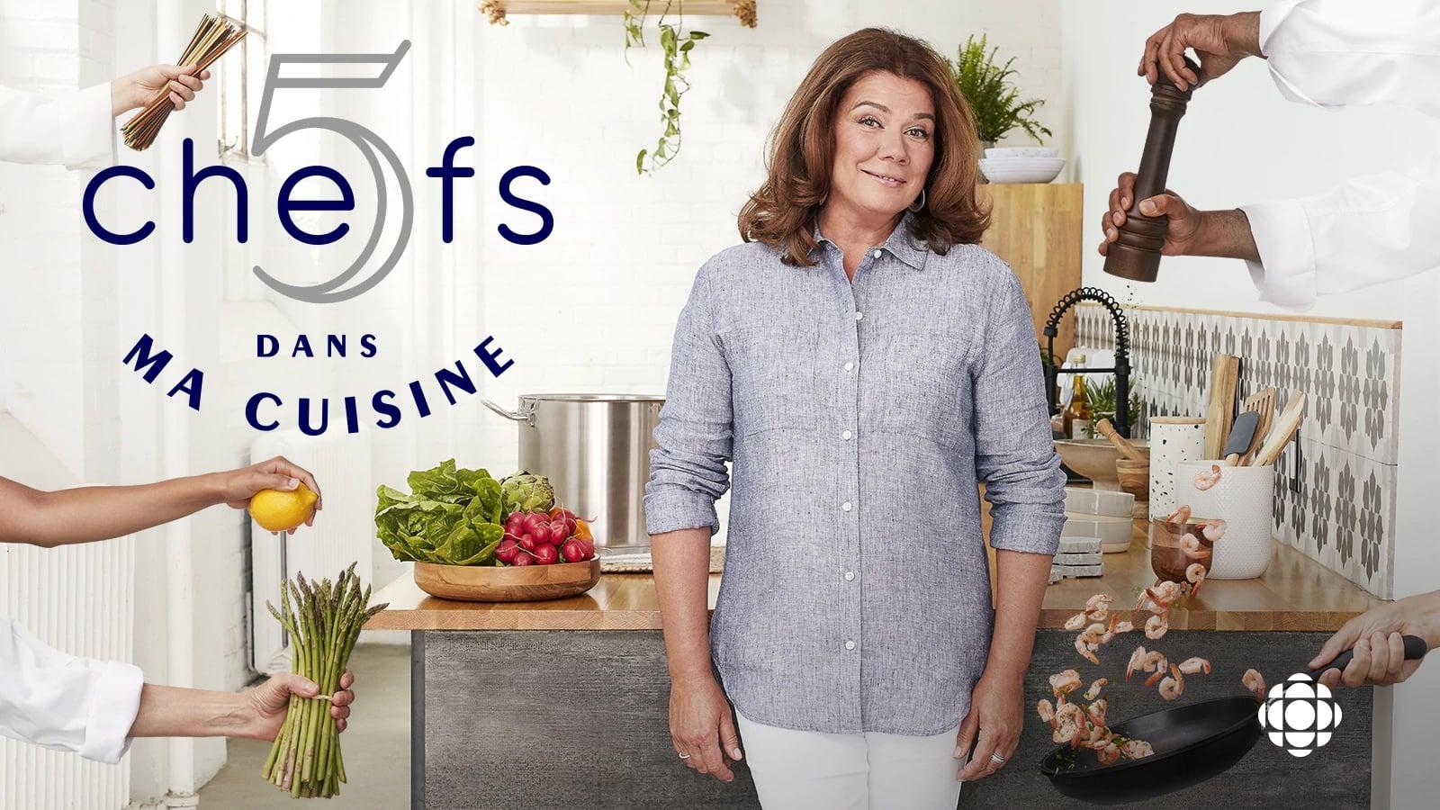 5 chefs dans ma cuisine - Season 2