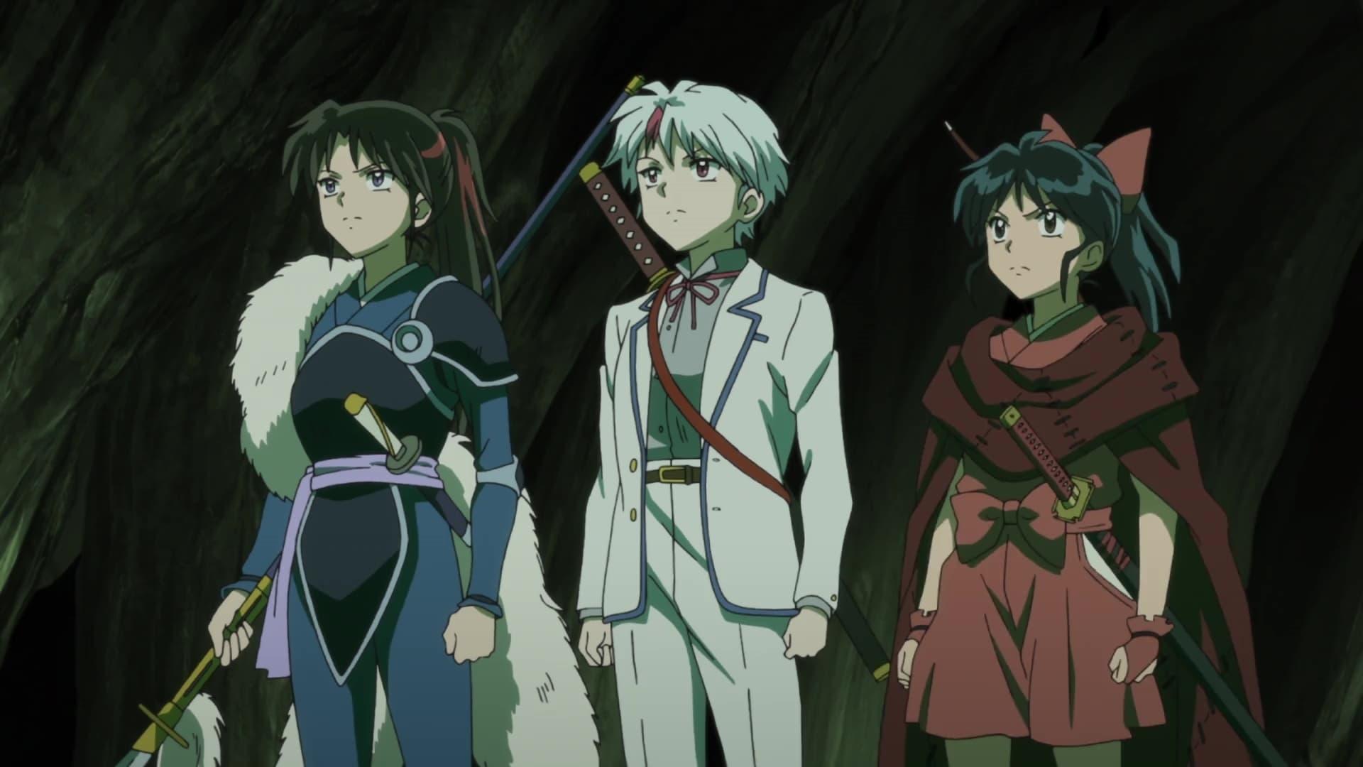 Yashahime: Princess Half-Demon Season 1 :Episode 4  The Gateway To The Past