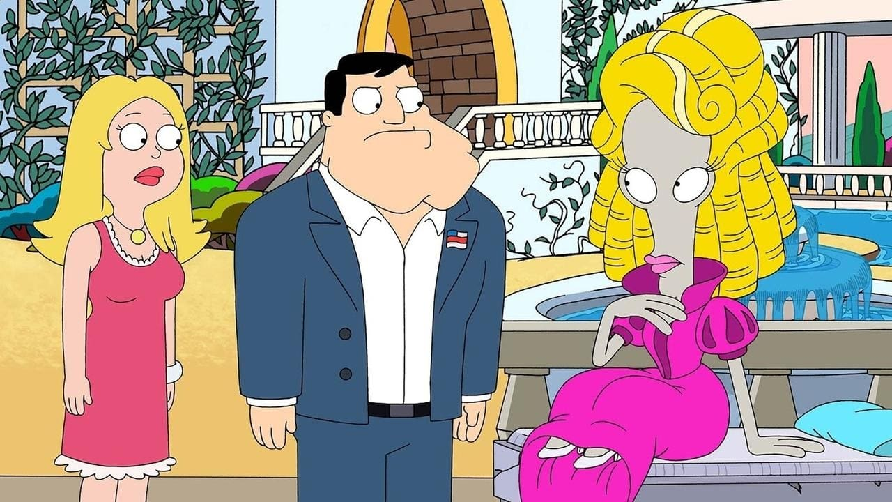 American Dad! Season 6 :Episode 4  Brains, Brains and Automobiles