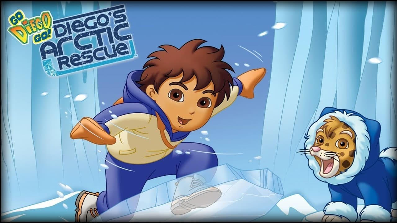 Go, Diego, Go! Diego's Arctic Rescue