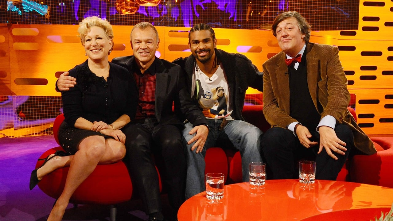 The Graham Norton Show Season 8 :Episode 5  Episode 99