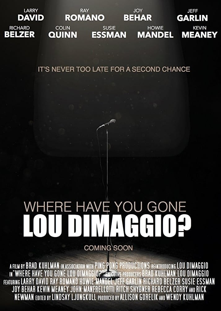 Ver Where Have You Gone, Lou DiMaggio? Online HD Español ()
