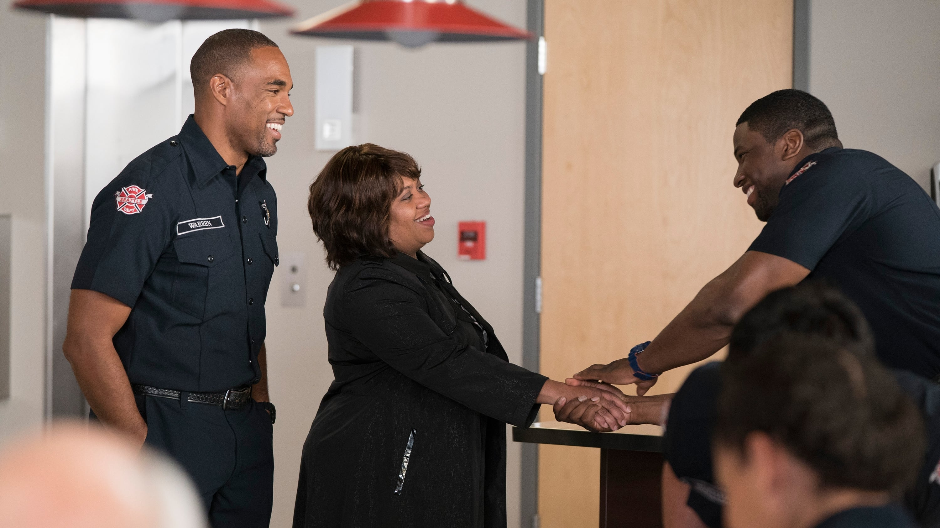 Station 19 Season 1 :Episode 5  Shock to the System