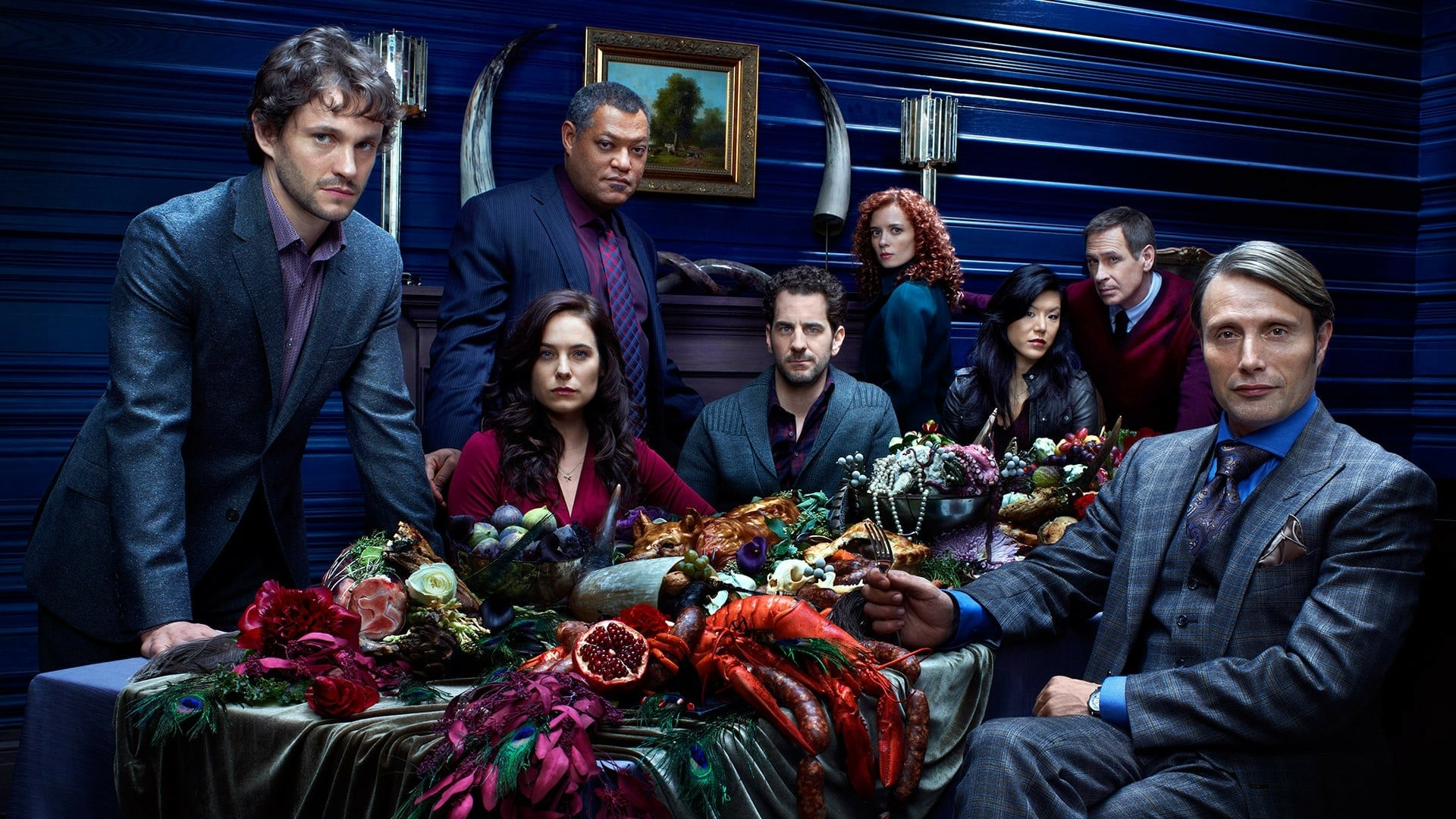 NBC renews 'Hannibal' and 'About a Boy', cancels 'Revolution' and 'Community'