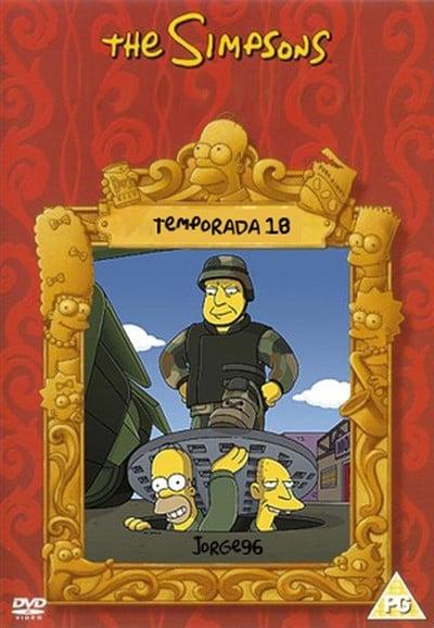 Los Simpson Season 18