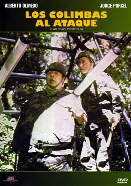 Ver Los colimbas al ataque Online HD Español (1987)