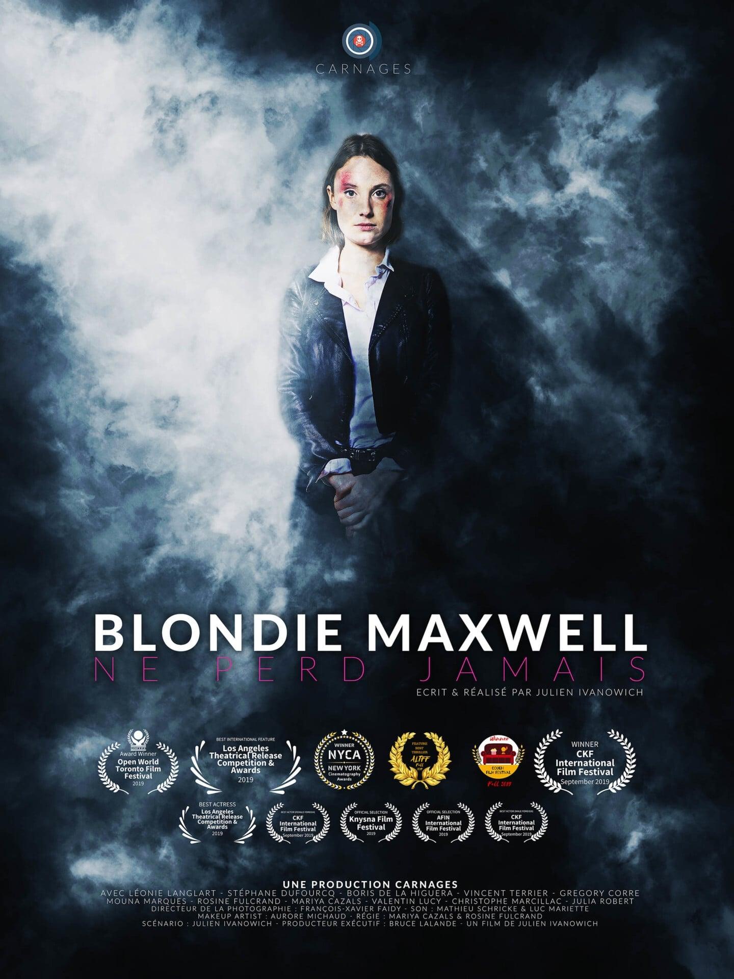 voir film Blondie Maxwell ne perd jamais streaming