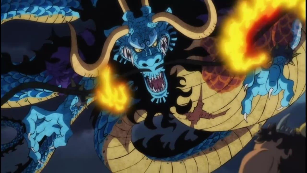 One Piece Season 21 :Episode 912  The Strongest Man in the World! Shutenmaru, the Thieves Brigade Chief!