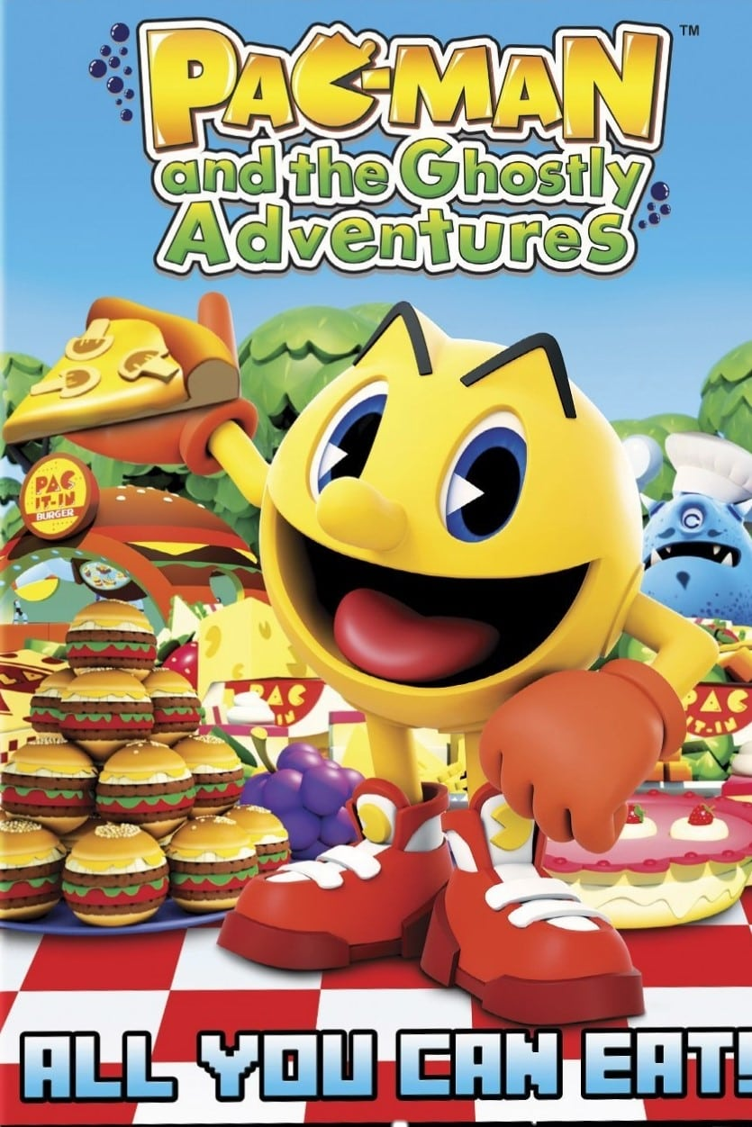 Pac-Man and the Ghostly Adventures: All You Can Eat! (2013)