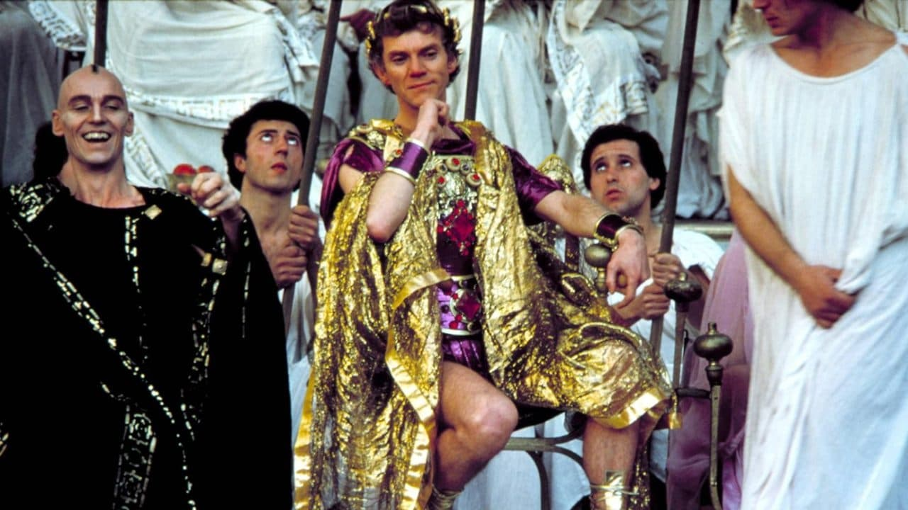 Caligula Film 1979 Distribution