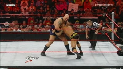WWE Raw Season 17 :Episode 32  Episode #849