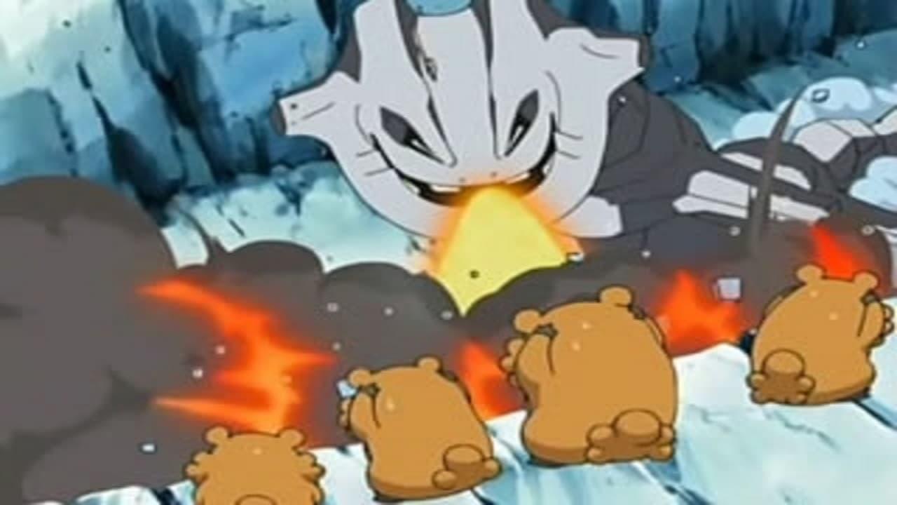 Pokémon Season 10 :Episode 23  Faced with Steelix Determination!