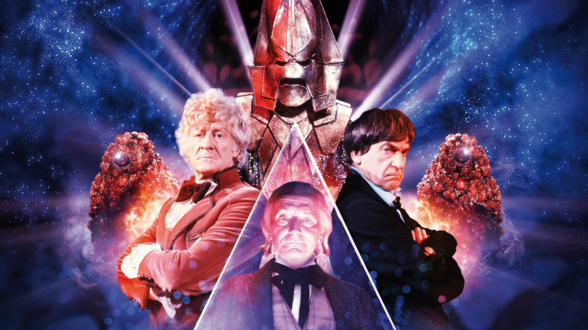 Doctor Who Season 10 :Episode 1  The Three Doctors, Episode One