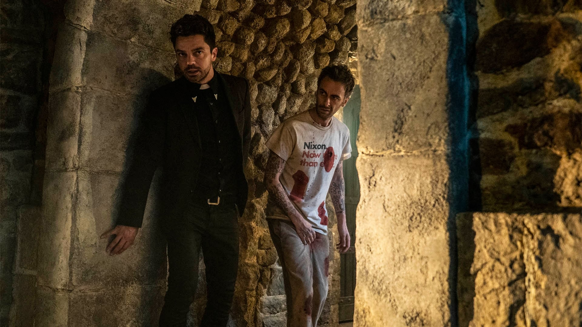 Preacher Season 4 :Episode 1  Masada