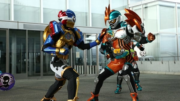 Kamen Rider Season 27 : Episode 16