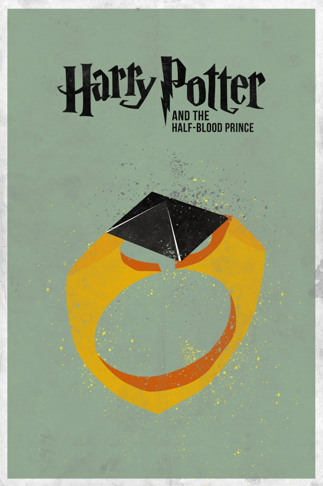 This is a photo of Satisfactory Harry Potter Book Posters