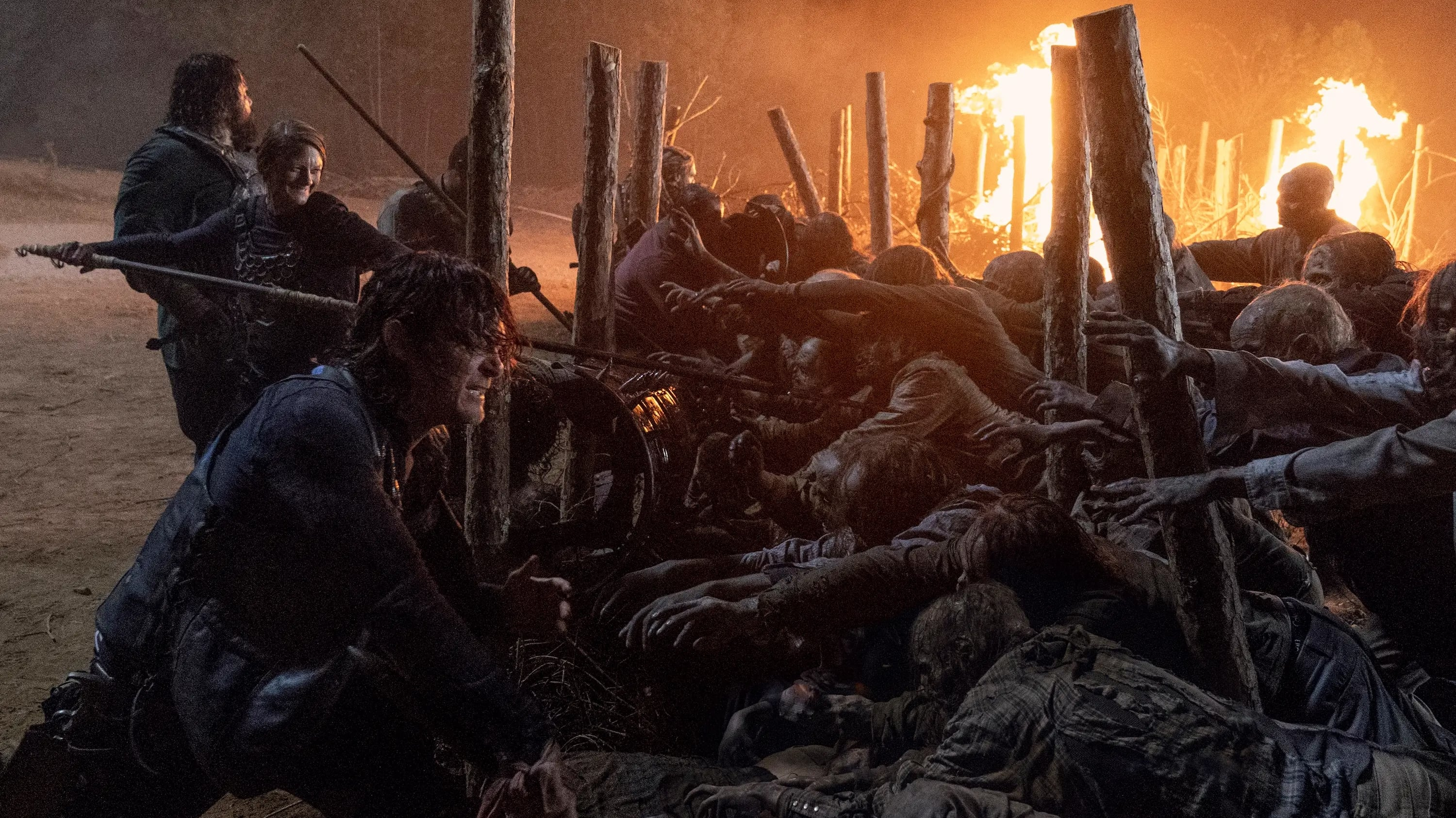 The Walking Dead Season 10 :Episode 11  Von Angesicht zu Angesicht