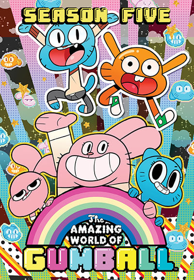 The Amazing World of Gumball Season 5