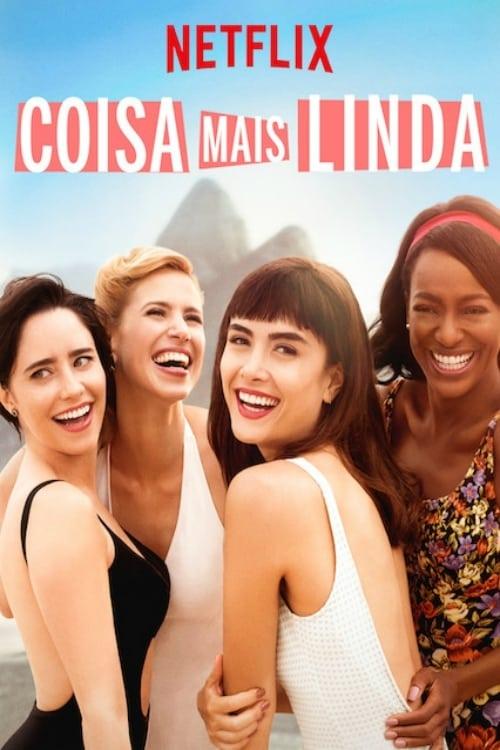 Coisa Mais Linda 1ª Temporada poster, capa, cartaz