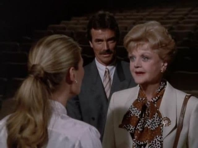 Murder, She Wrote Season 3 :Episode 4  One White Rose for Death