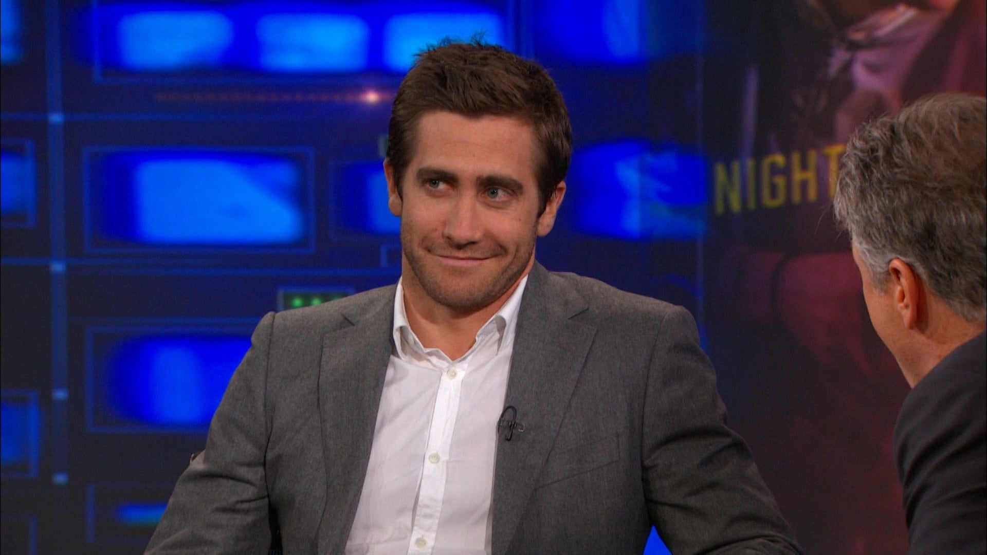 The Daily Show with Trevor Noah - Season 20 Episode 17 : Jake Gyllenhaal (1970)