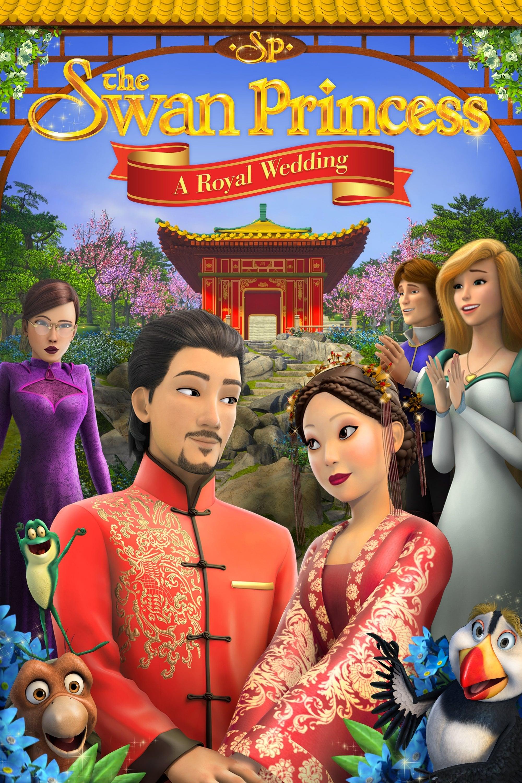 The Swan Princess: A Royal Wedding