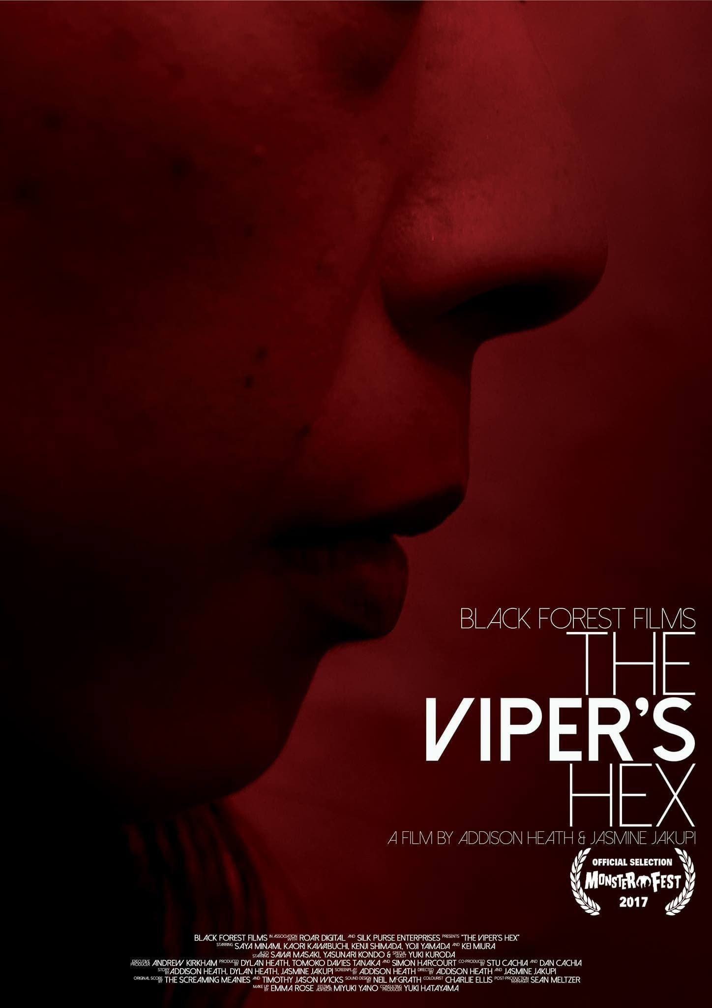 Ver The Viper's Hex Online HD Español (2017)