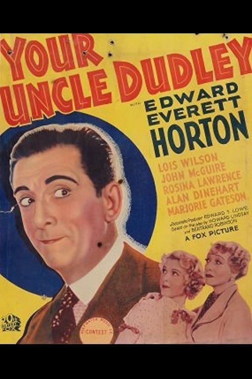 Ver Your Uncle Dudley Online HD Español (1935)