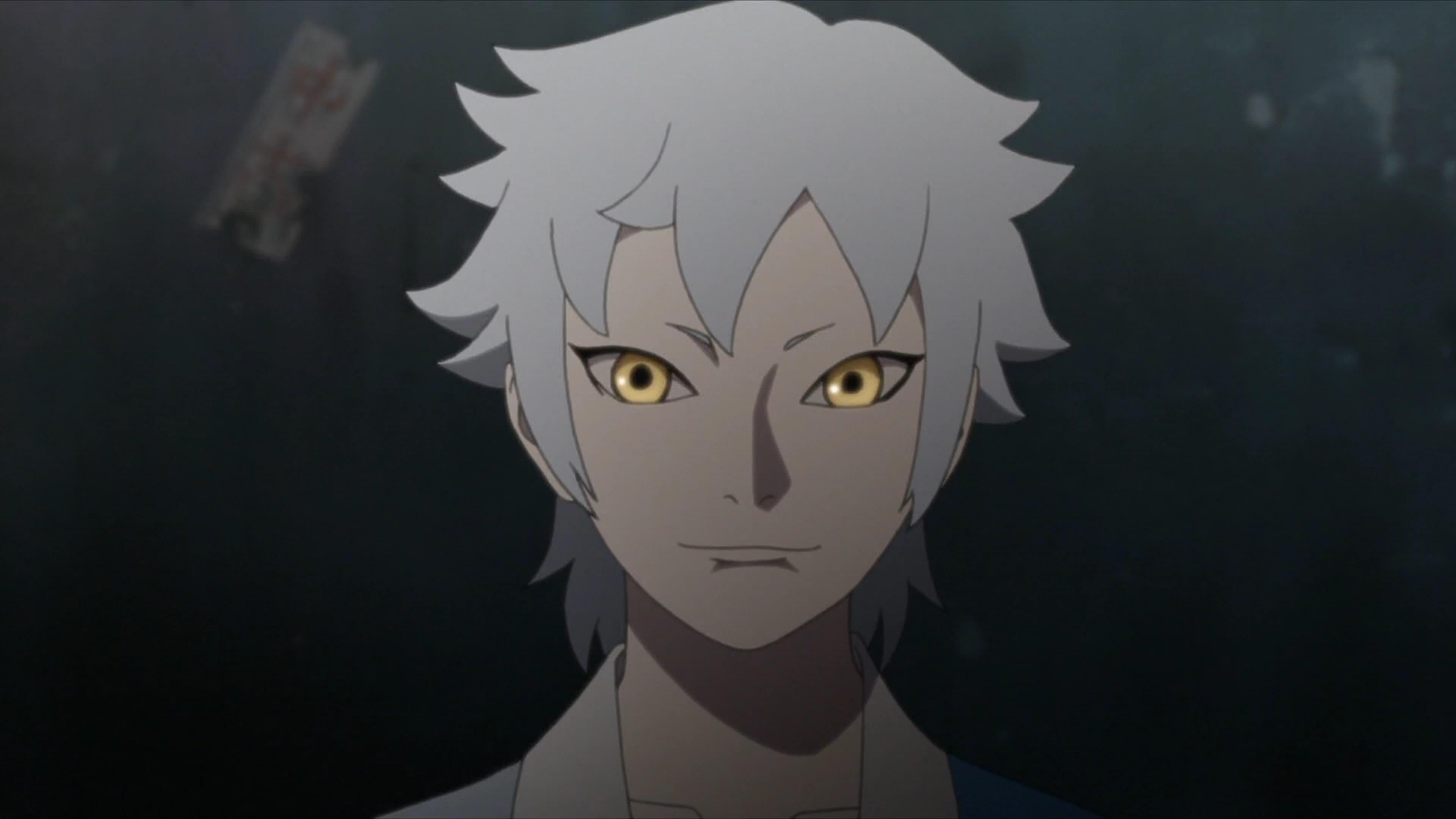 Boruto: Naruto Next Generations Season 1 :Episode 5  The Mysterious Transfer Student!